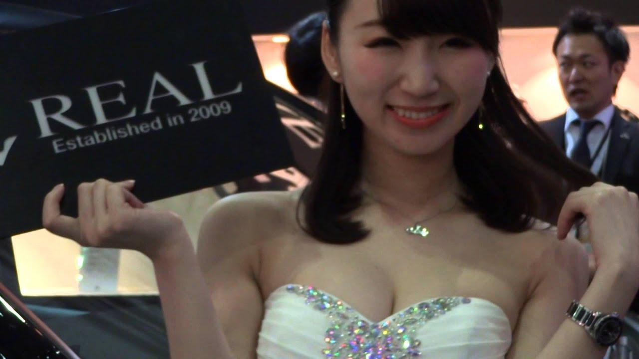 オートサロン2015 キャンギャル&美人コンパニオン