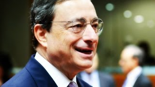 Draghi: Get Used to the Heightened Volatility