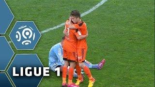 Olympique de Marseille - FC Lorient (3-5)  - Résumé - (OM - FCL) / 2014-15