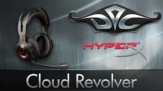 обзор Kingston HyperX Cloud Revolver  \_()_