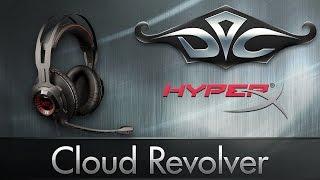 обзор Kingston HyperX Cloud Revolver  \_()_
