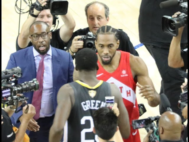 NBA Finals 2019 Warriors Vs Raptors with John Melo