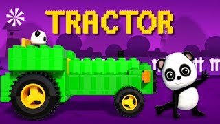 Learn Vehicles For Kids | Vehicles Song For Babies | Preschool Videos For Children