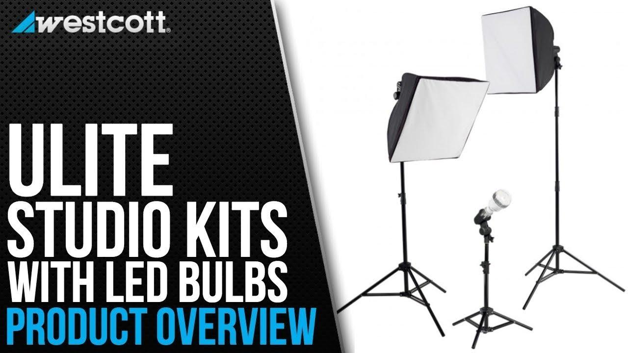 Introducing uLite LED Lighting Kits - YouTube