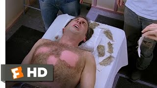 The 40 Year Old Virgin (2/8) Movie CLIP - Man O