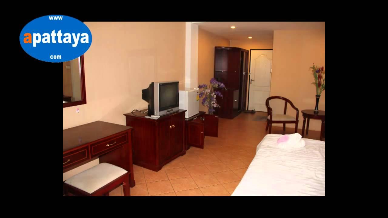 banana cafe chambre d 39 hotel pas cher pattaya slide show photos youtube. Black Bedroom Furniture Sets. Home Design Ideas