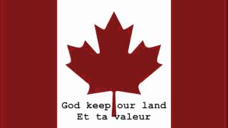 Baixar - National Anthem Of Canada Instrumental With Lyrics Grátis