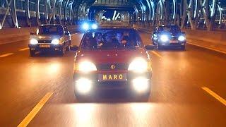 MIRO MARO - Cyber Marian feat. Czwarta Fala & AdBuster (BFF