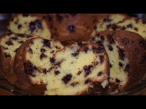 How To Make Chocolate Chip Bundt Cake