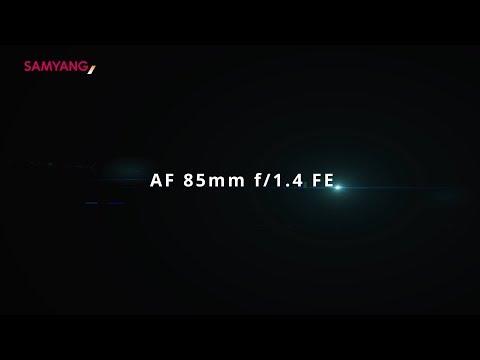 Samyang has announced the AF 85mm F1.4 FE lens for full-frame Sony cameras