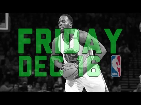 NBA Daily Show: Dec. 16 - The Starters