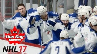 HOW DID I DO THAT!? | NHL 17 Be A Pro Enforcer Gameplay Ep. 2