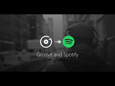 Microsoft is shutting down Groove music streaming services. Spotify to replace on Xbox One Systems.