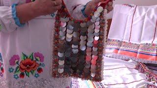 «Марий Эл ТВ»: Творчество мастера по вышивке из д. Памашъял Параньгинского района Раисии Березиной