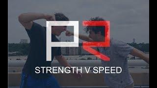 Power Royale: Strength V Speed