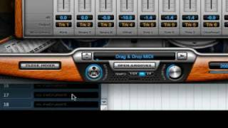 How to set up EZDrummer Multiple Outputs in Cubase