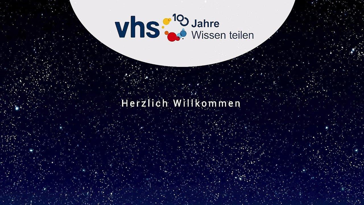 Lange Nacht Der Volkshochschulen Landesverband Der Volkshochschulen Schleswig Holsteins E V