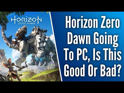 Horizon Zero Dawn Going To PC, What It Means And Why Sony Is Doing It