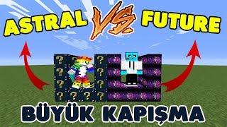 Mavislime ile efsane savaş (Ağladım) / Minecraft Lucky Wars  Bölüm 4