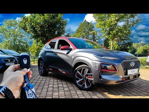2019 Hyundai KONA 1.6 T-GDI IRON MAN Edition