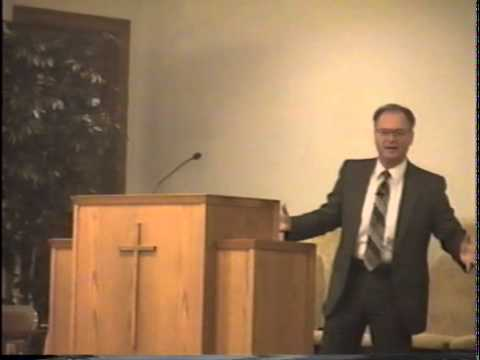 """Fear of Falling"" - Rev. Fred W. Tomlinson"