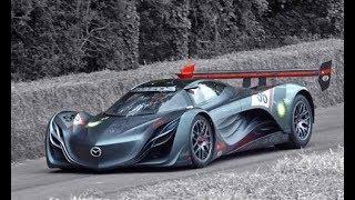 Future car test drive