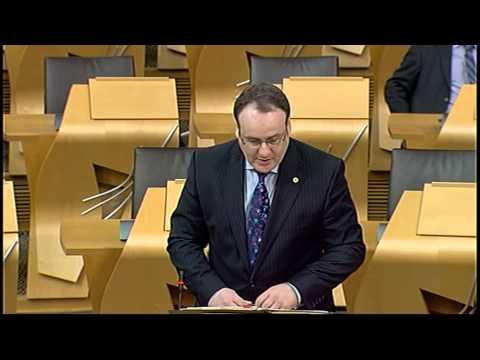 Portfolio Questions - Scottish Parliament: 22nd January 2014