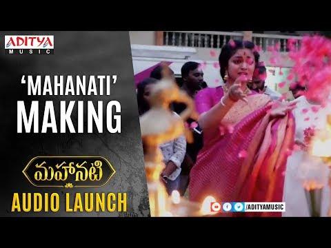 Mahanati MAKING | Keerthy Suresh, Dulquer, Samantha, Vijay Devarakonda