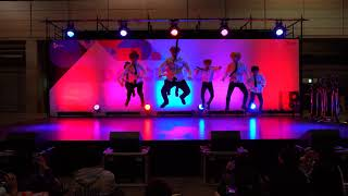 KCON 2018 DANCE ALL DAY STAGE @幕張メッセ.