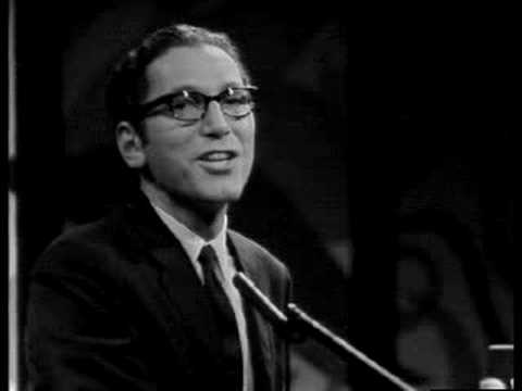 Tom Lehrer - Who's Next - with intro