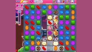 Candy Crush Saga Level 1489  -  no boosters