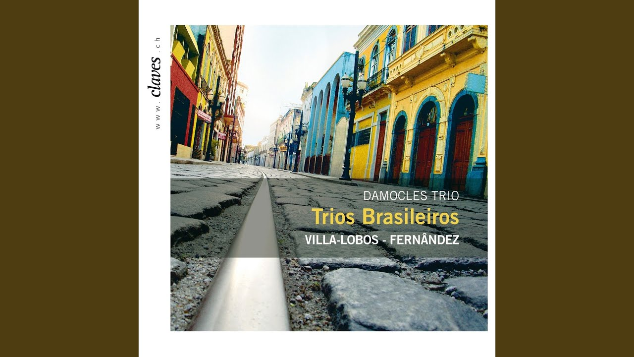 Airi Villa Piano Trio No 2 Ii Berceuse Andantino Calmo Youtube