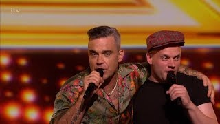The X Factor UK 2018 Andy Hofton Auditions Full Clip S15E01