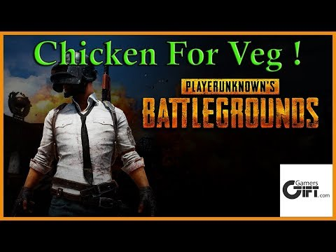 "PC : PUBG "" I Need Chicken , but am Vegetarian """