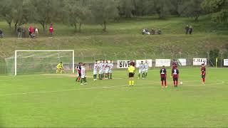 Eccellenza Girone B Baldaccio Bruni-Sinalunghese 0-1