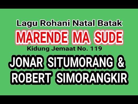 Marende Ma Sude - Lamtama Trio [Lagu Natal - Hai Dunia Gembiralah - Joy To The World]
