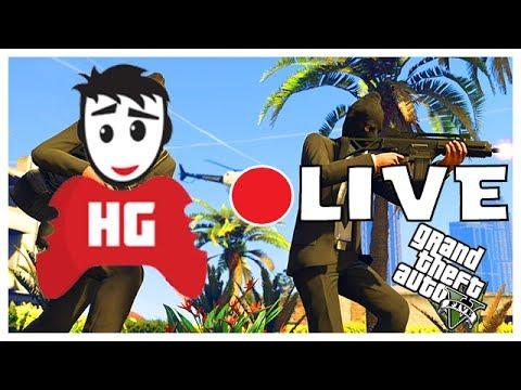 🔴 Grand Theft Auto V (RP MAROC)  -  بث مباشر في لعبة .
