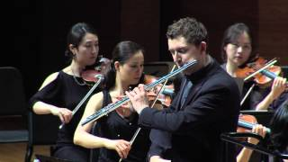 J. Sibelius: Violin Concerto in D minor, op. 47. I. Allegro moderato (arr. by D. Bouriakov)