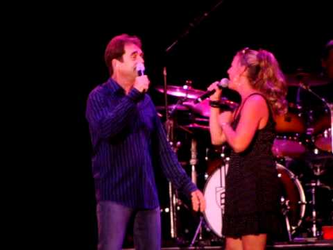 Huey Lewis & the News--Cruisin' Together (duet)--Live @ PNE Vancouver 2010-08-25