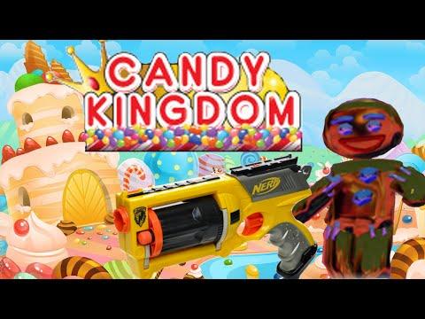 [Candy Kingdom] Virtual Reality Theme Park! |