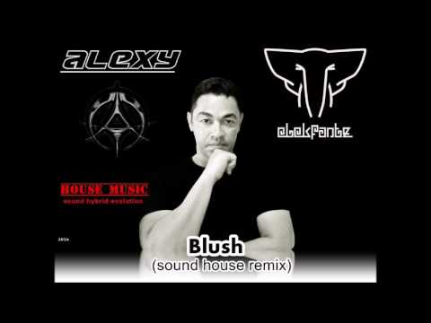 Elekfantz - Blush (sound house remix) Alexy 2016