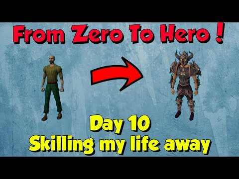From Zero to Hero - Skilling for Prif! [Runescape] Week 2, Episode 10