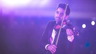 Meet Abhijith P.S - Indian Violinist with a music trail of over 20 countries!