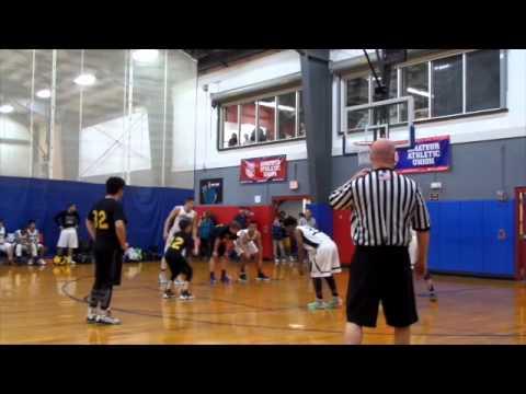2016 ZG Brewster Sport Center [Game #03] - NY Pride vs Upward Stars