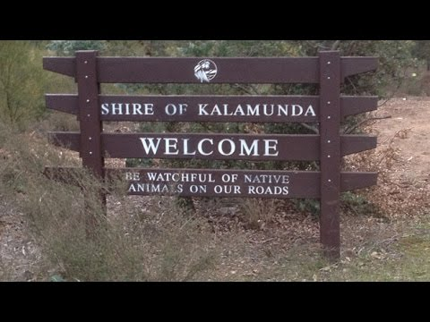 Yowie Sighting (Audio Report #66), at Kalamunda - Western Australia