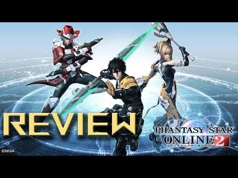 Phantasy Star Online 2 Review 2018