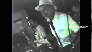 Johnny Christian Live at CheckerBoard 1986