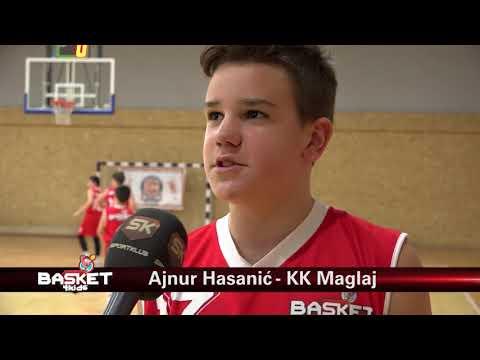 BASKET 4 KIDS | Prilog o Turniru u Sarajevu | Basket4Kids Sarajevo