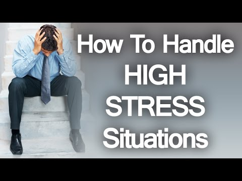How to Handle High Stress Environments | 5 Tips Prepare For Stressful Environments | Military