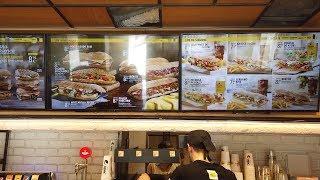 Jak smakuje Hiszpański fast food?